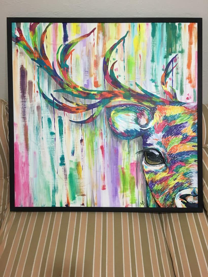 Pinturas, rayas y locura 2