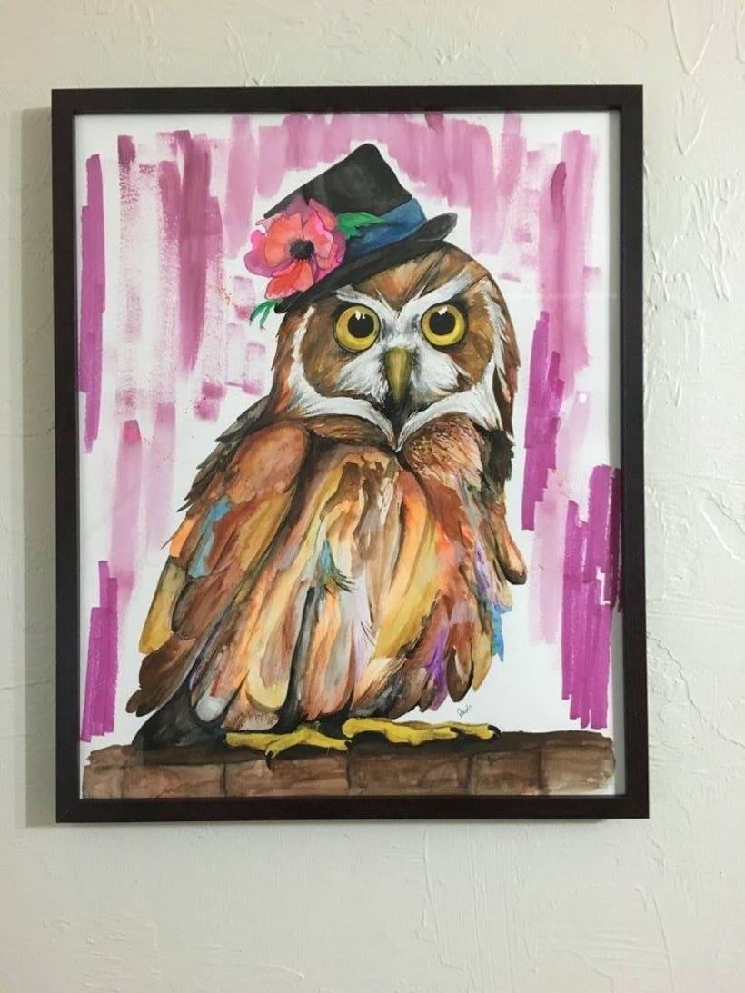 Pinturas, rayas y locura 7