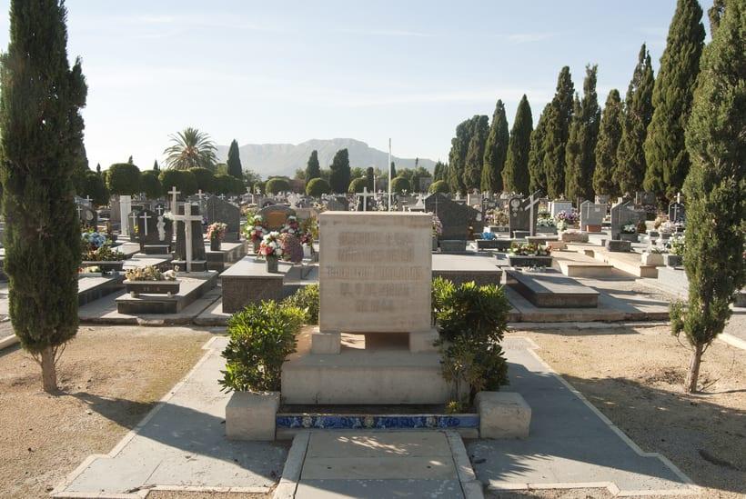 Cementerio de Alicante 2