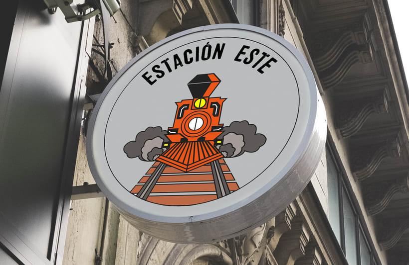 Estación Este 4