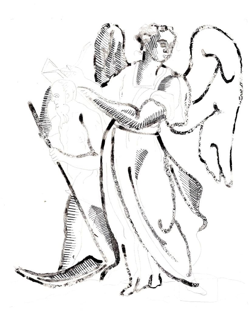 Bocetos de técnicas 1