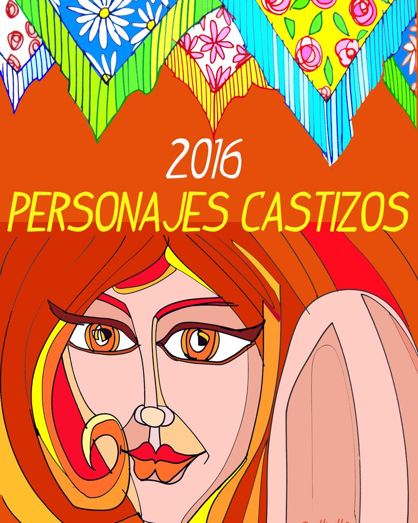 Personajes Castizos 2016 1