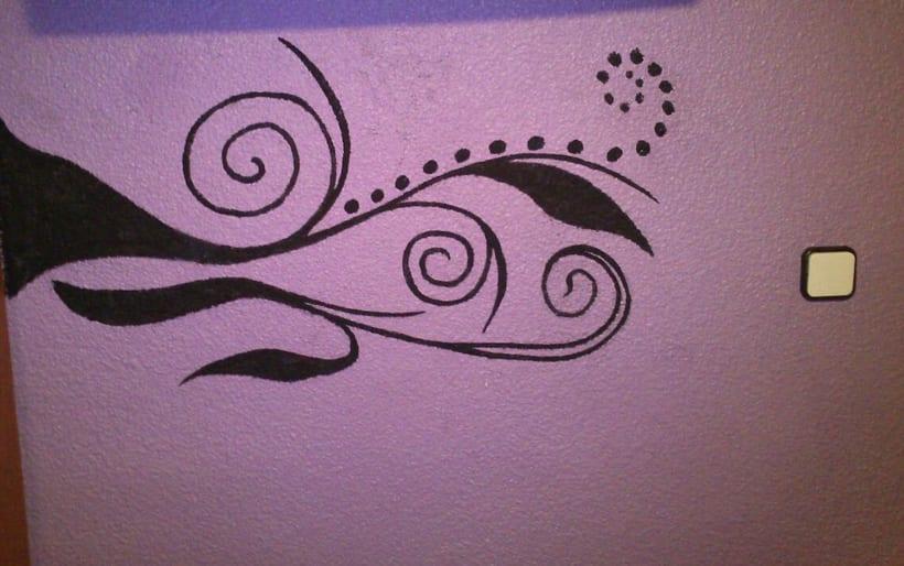Diseños en paredes 1