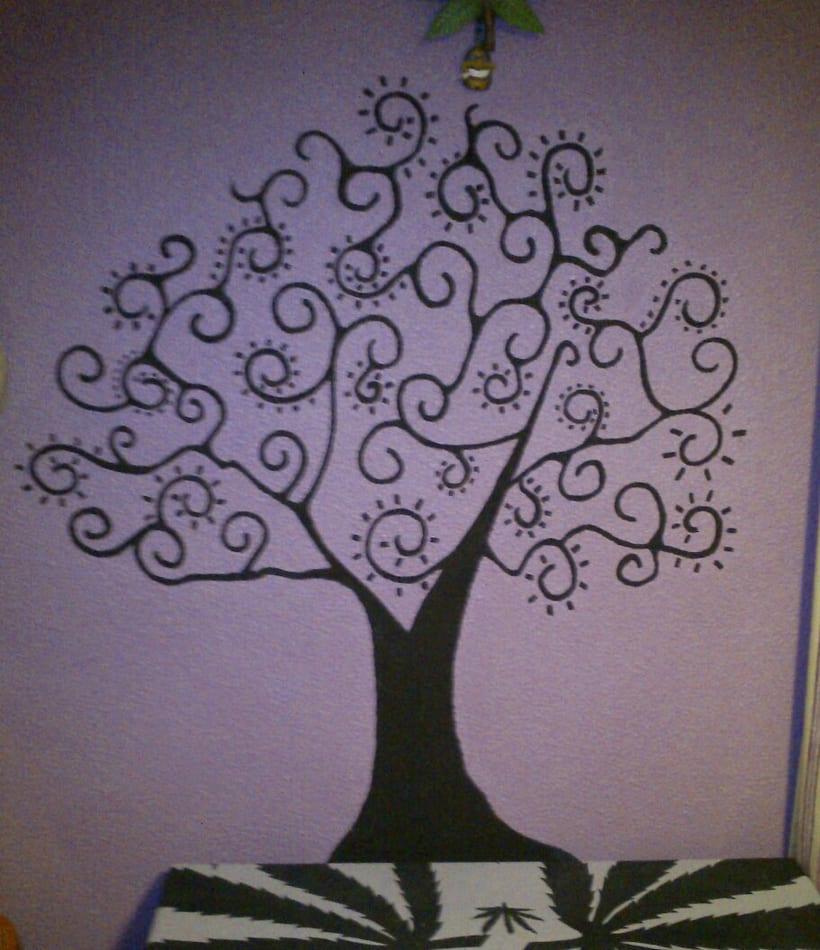 Diseños en paredes 2