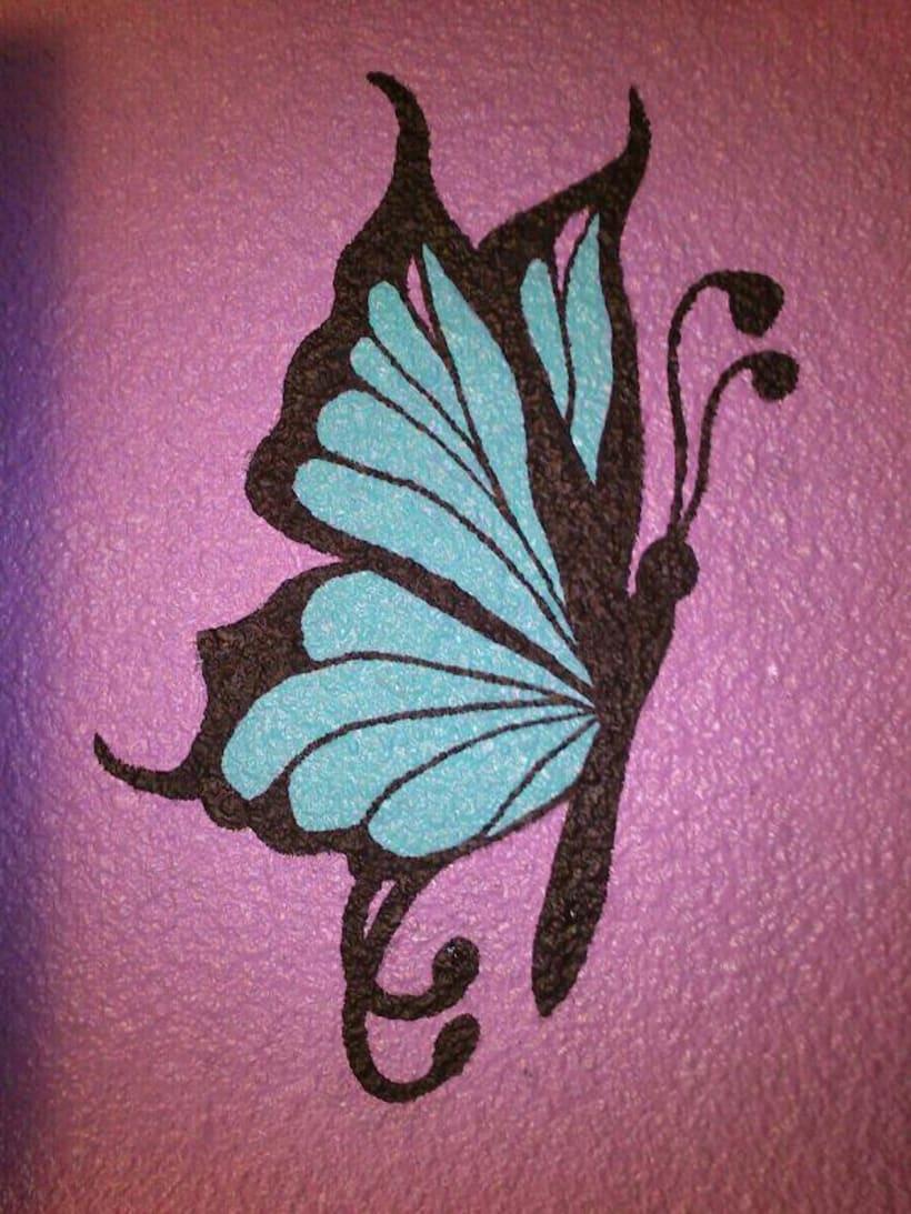 Diseños en paredes 4