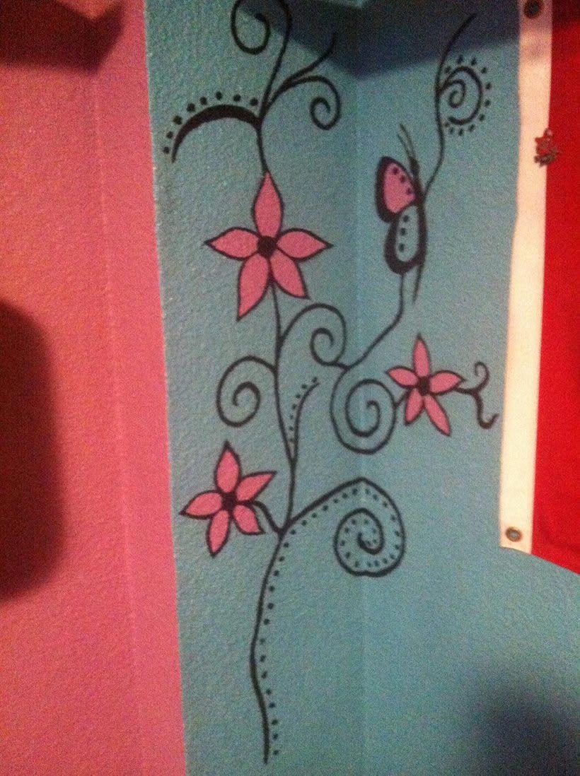 Diseños en paredes 5