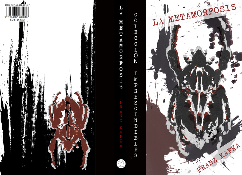 "Rediseño ""La metamorfosis"" 2"