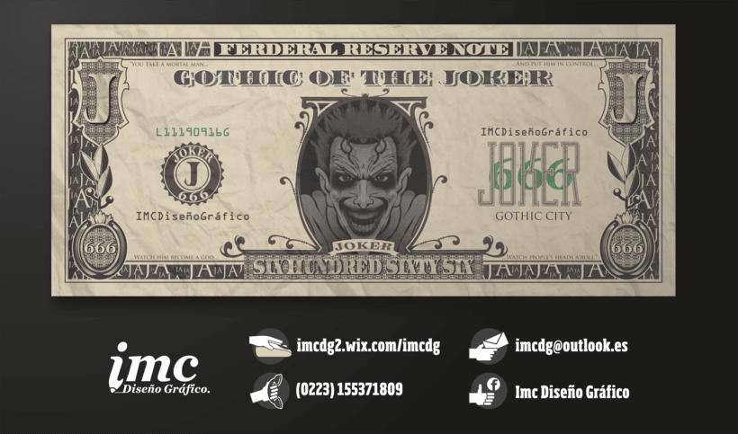 Joker Dolar -1