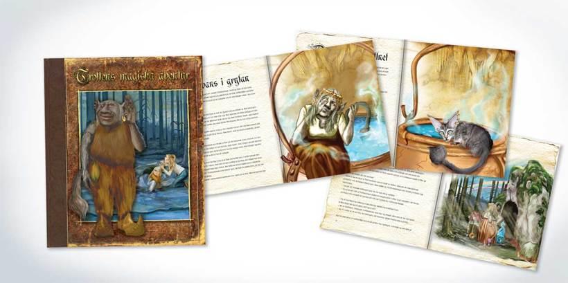 Ilustracion de libro para niños 0