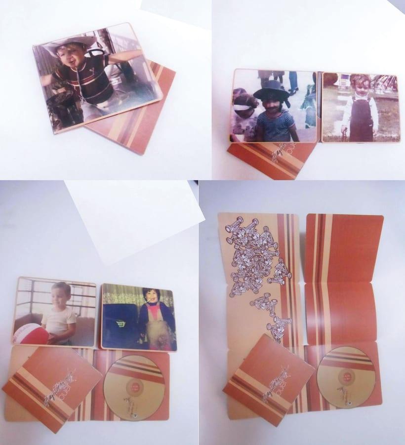 "Diseño de producto packaging cd ""jouer"" -1"