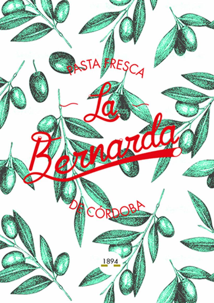 Marca Pasta La Bernarda  0