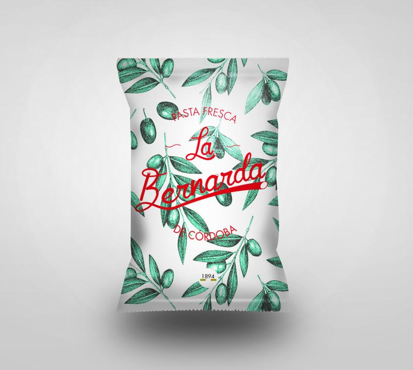 Marca Pasta La Bernarda  4