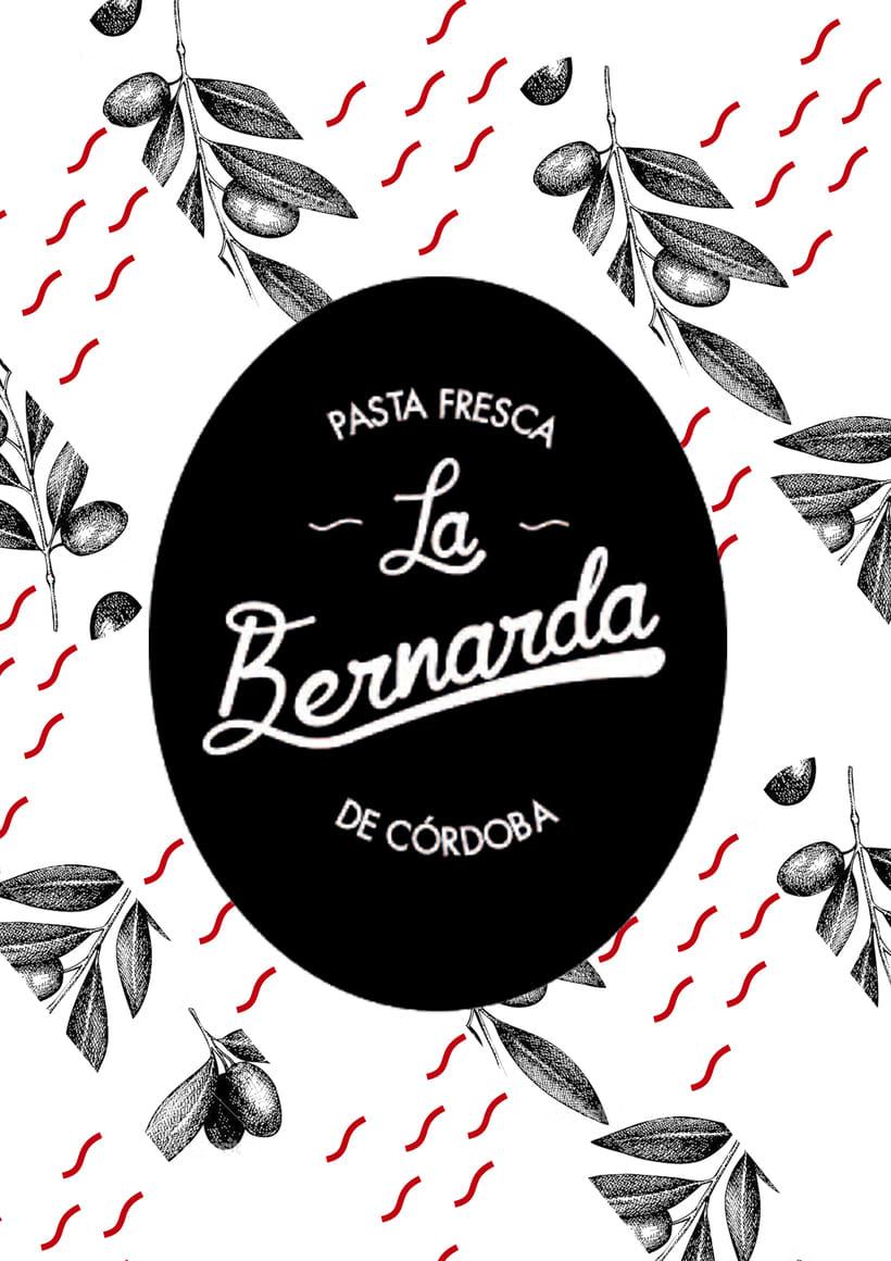 Marca Pasta La Bernarda  3
