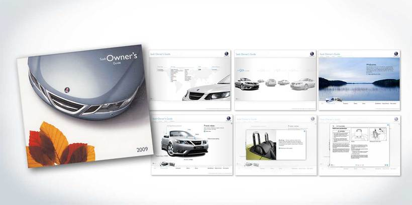 Cliente: Saab Automobile 0