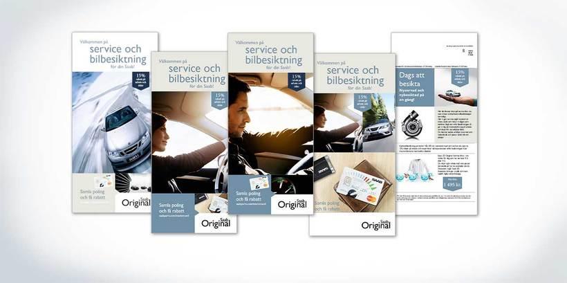 Cliente: Saab Automobile 1