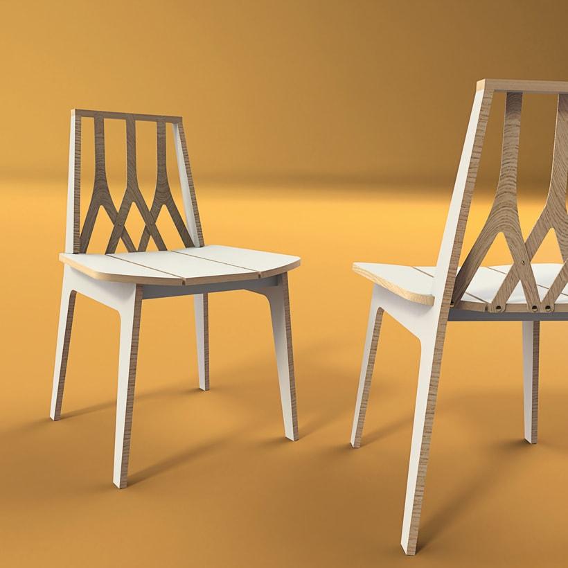 Silla M16/Chair M16 2