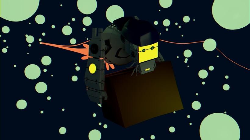 B-33.1 - El Robot mensajero. 1