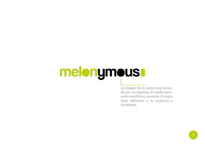 Manual de Identidad - Melonymous 3