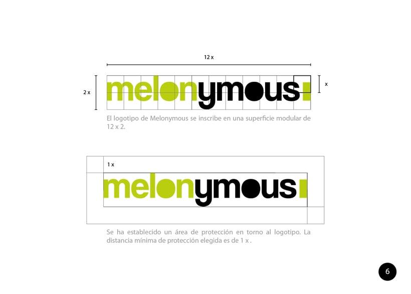 Manual de Identidad - Melonymous 4
