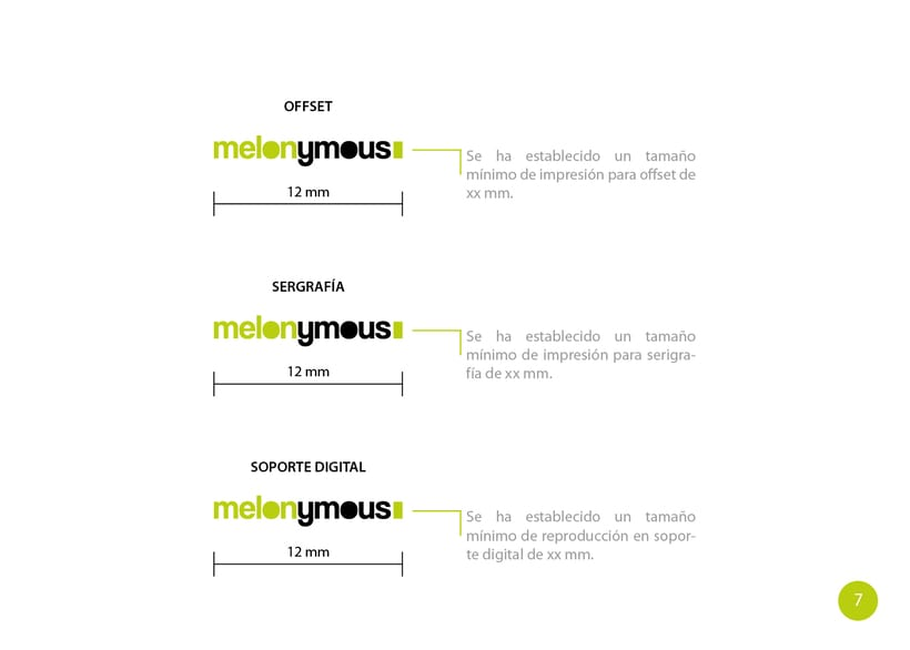 Manual de Identidad - Melonymous 5