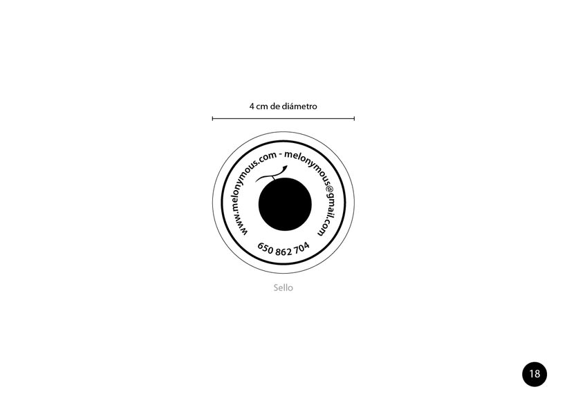 Manual de Identidad - Melonymous 16