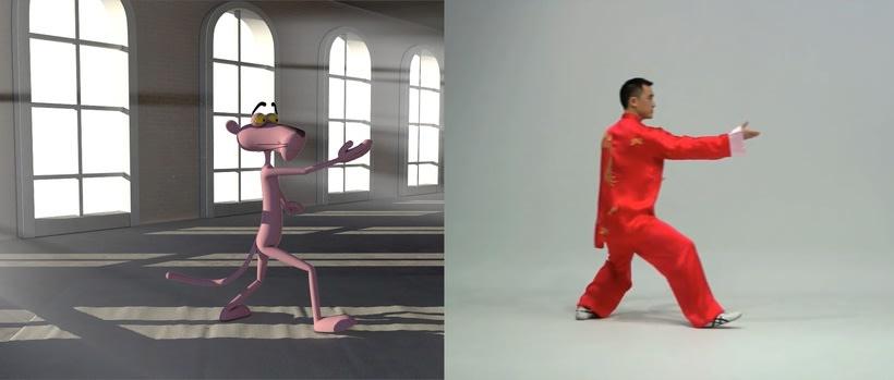 The PinkTai-Chi 4
