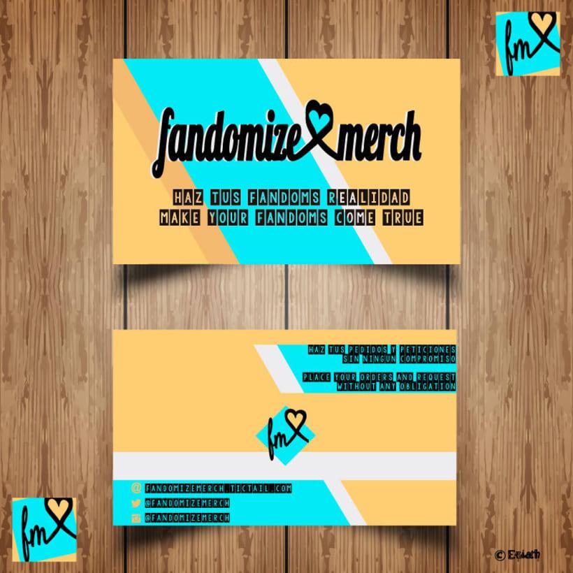 Fandomize Merch 0