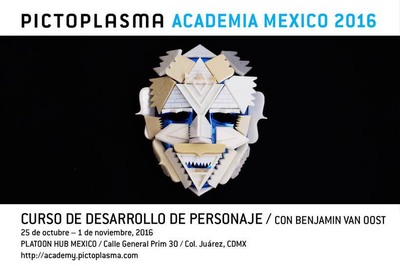 Llega a Latinoamerica #PictoplasmaMx  -1