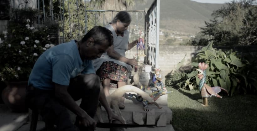Proyecto Alebrije - Rojo Bermelo 3