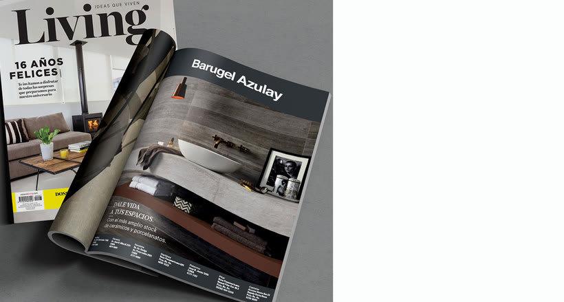Branding / Identidad Visual: Barugel Azulay. 3