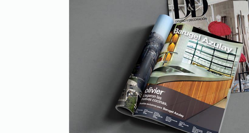 Branding / Identidad Visual: Barugel Azulay. 4