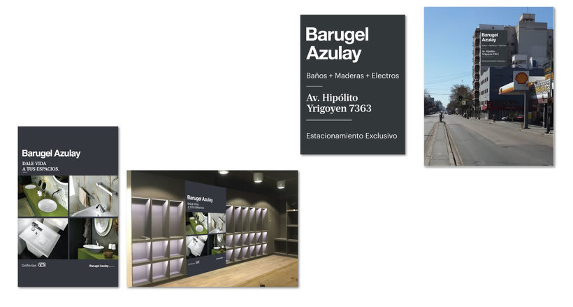 Branding / Identidad Visual: Barugel Azulay. 9