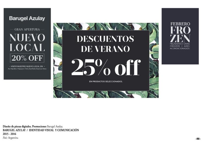 Branding / Identidad Visual: Barugel Azulay. 11