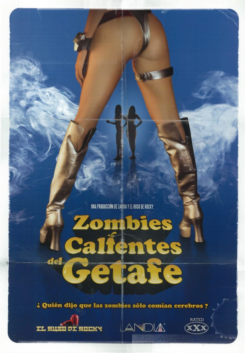 Zombies calientes de getafe 2011 - 3 part 7