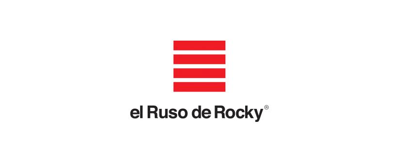 """Branding para """"El Ruso de Rocky"""" 0"""