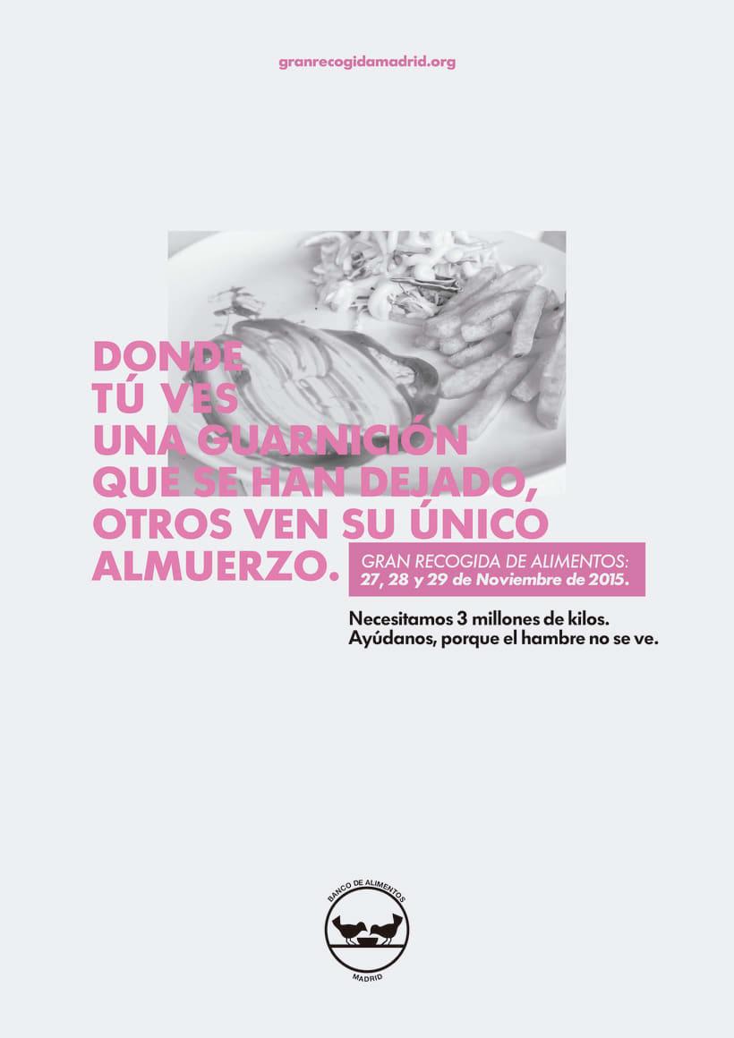 Marquesinas Banco de Alimentos de Madrid 0