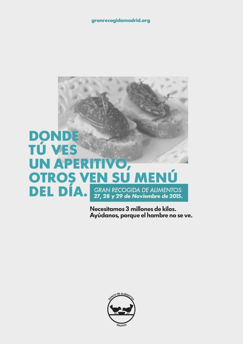 Marquesinas Banco de Alimentos de Madrid 1