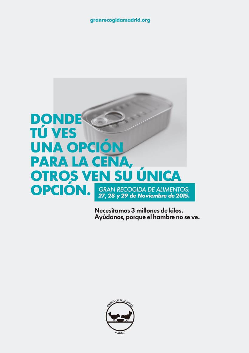 Marquesinas Banco de Alimentos de Madrid 2