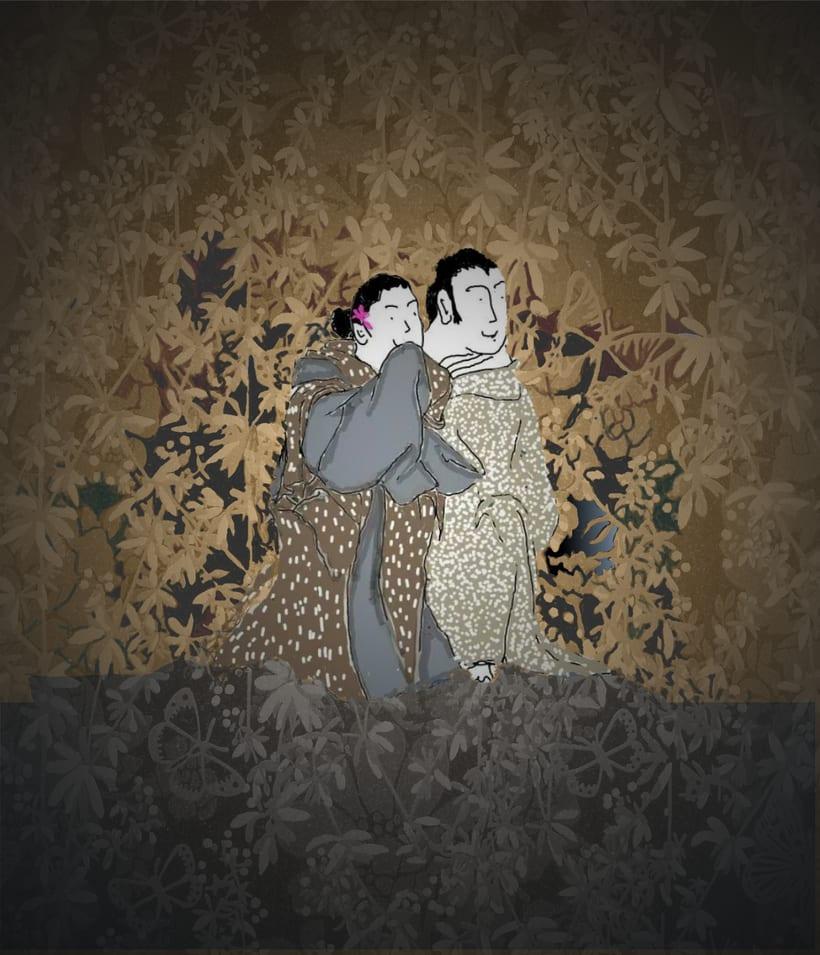 Ilustraciones por encargo. 2