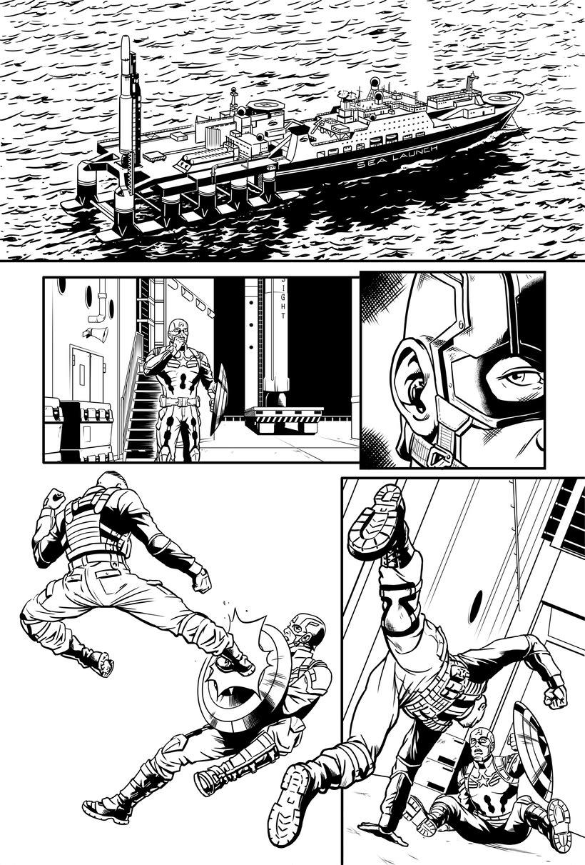 Capitán América - El Soldado de Invierno 0