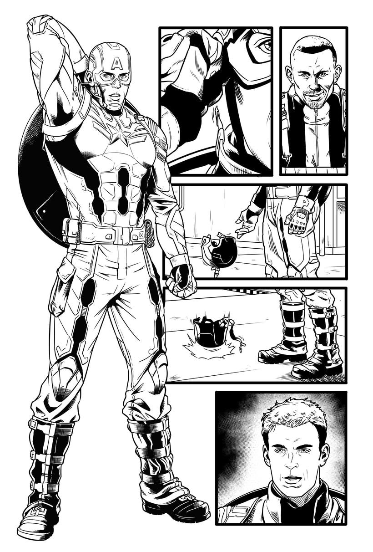 Capitán América - El Soldado de Invierno 5