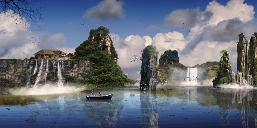 El paraíso terrenal 1