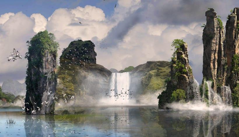 El paraíso terrenal 3