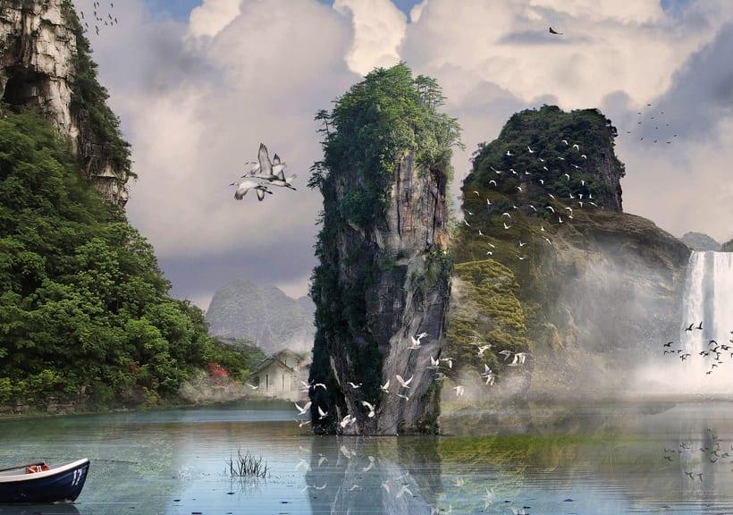 El paraíso terrenal 4