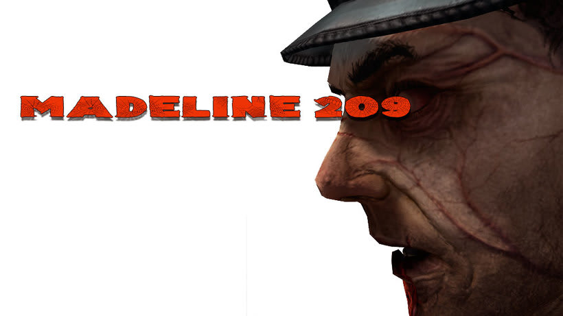 "Comic - Video juego ""Madeline 209 hab."" -1"