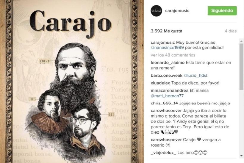 CARAJO/BUENOS AIRES/ARGENTINA 1