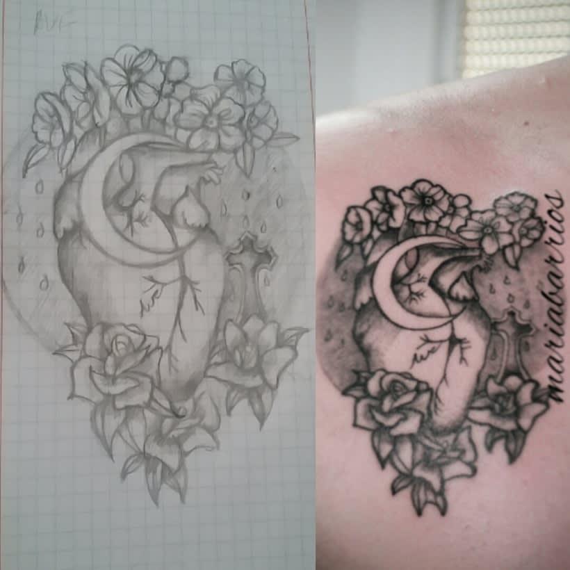 Mi Proyecto del curso: Cómo diseñar un tatuaje 0