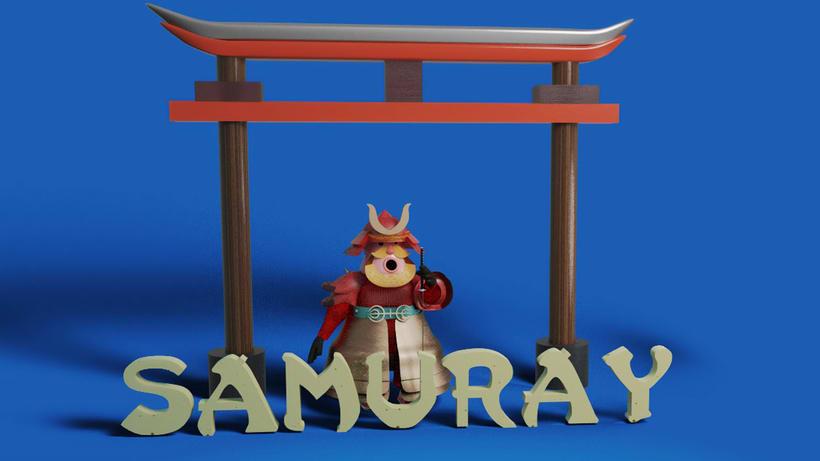 Mi Proyecto del curso:  SAMURAY 3