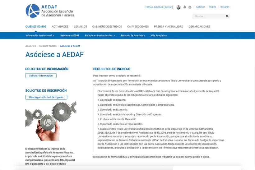 www.aedaf.es 3