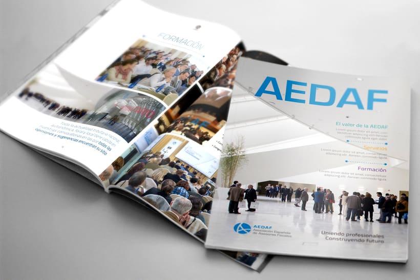 Catálogo AEDAF -1